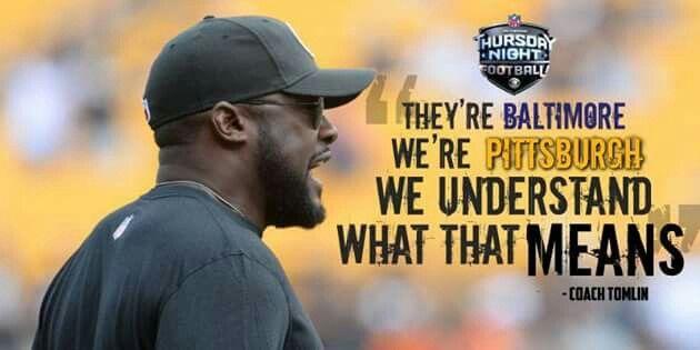 Steelers - Ravens