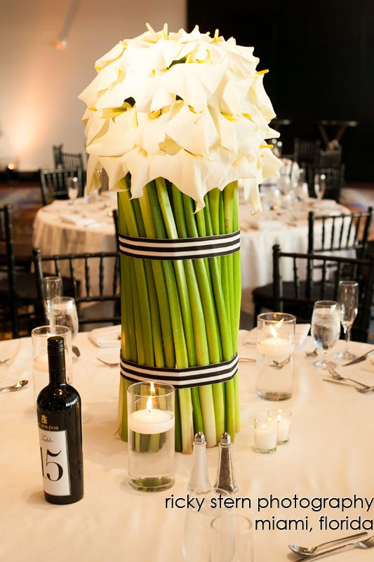 Best ideas about lily centerpieces on pinterest calla