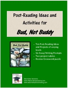 bud not buddy perseverance quotes picture 18 best bud not buddy images teaching ideas postreading