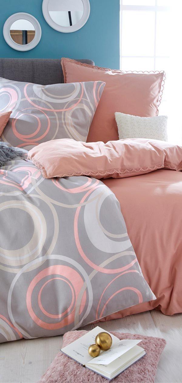 Bettwasche Kreise Linon Bettwasche Bett Und Zuhause
