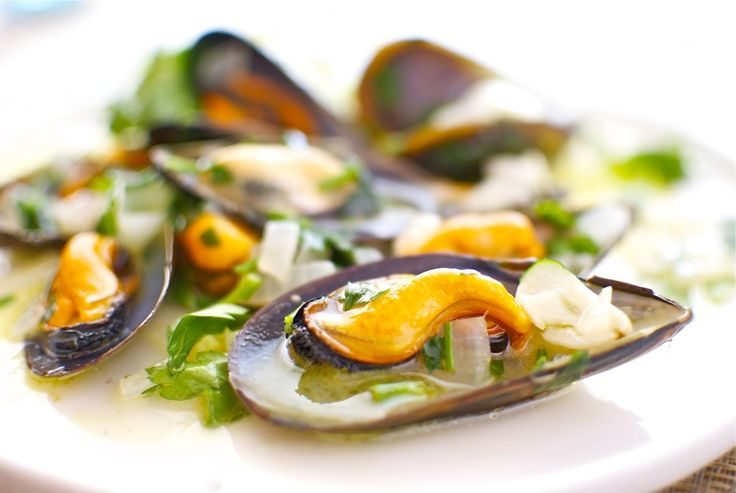 Fisherman's mussels