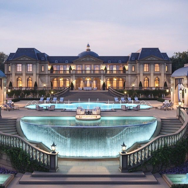 25 best ideas about mansions on pinterest luxury com for Large luxury homes