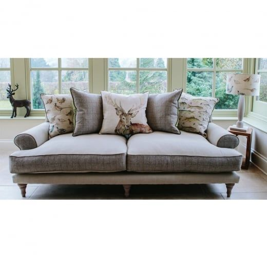 1000 Ideas About Country Sofas On Pinterest Plaid Sofa Rustic French Country And Build A Table