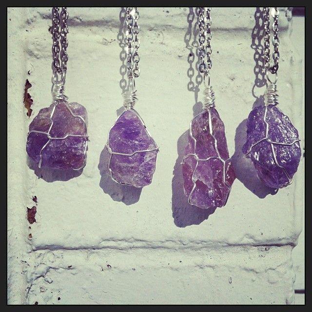 Crystal Neclaces Selling Fast !!! Xmas Presents At www.iheardtheyeatcigarettes.com Free Delivery !! #necklace #necklaces #crystal #ring #rings #jewelry #jewellery #fashion #designer #model #love #asos #urbanoutfitters #unicorn #accessory #punk #surf #skate #boho #beach #purple #ihtec #iheardtheyeatcigarettes