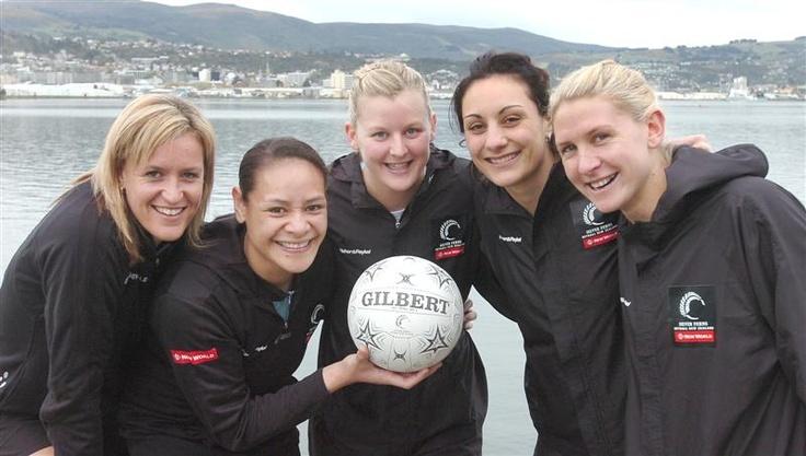 Silver Ferns Netball:) (not team)