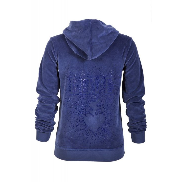 VELOUR HOODIE WITH RHINESTONES by @Sugarfree  https://www.sugarfreeshops.com/eng/product/1346/2396/velour-hoodie-with-rhinestones