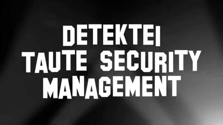 Detektei Berlin Taute Security Management - Infofilm 2014