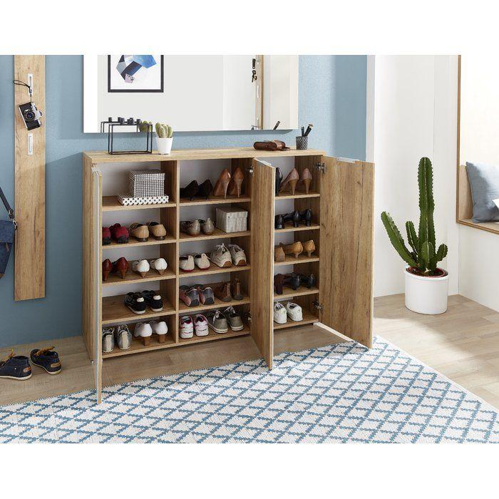 Elizabella 30 Pair Shoe Storage Cabinet Shoe Storage Cabinet Shoe Storage Storage Cabinet