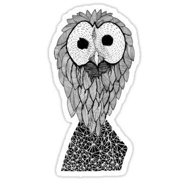 EVIL OWL IDOL by Dan Reeves