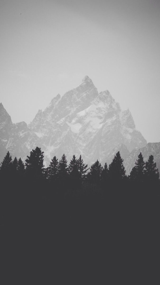Black And White Wallpaper Black Wallpaper White Wallpapers 4k Free Iphone Mobile Games Phone Wallpaper Phone Backgrounds Mountain Wallpaper