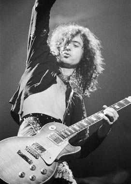 The song remains the same so many years after Jimmy Page made his mark on rock music. Riff oriented rock was born under your watch.