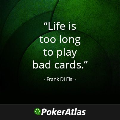 Karma poker game