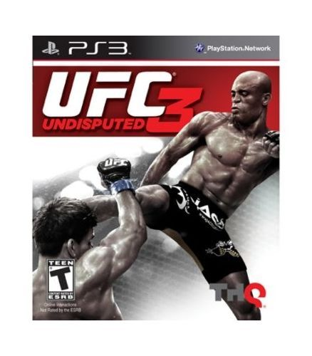 UFC Undisputed 3 (Sony PlayStation 3, 2012)