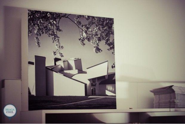 Gabinete de arquitetura Cerejeira Fontes - Braga