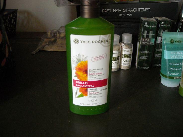 Yves rocher shampoo brillantezza