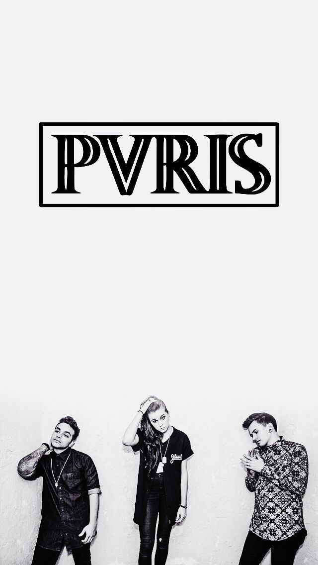 Wallpaper For Iphone X Pvris Iphone Wallpaper Iphone Backgrounds Pinterest