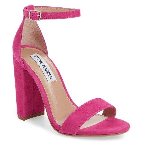 e782e7e1eea Women's Steve Madden Carrson Sandal ($90) ❤ liked on Polyvore ...