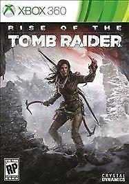 Rise of the Tomb Raider (Microsoft Xbox 360) Brand New