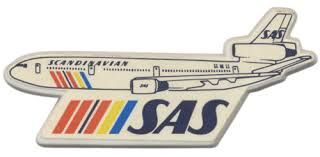 Scandinavian airlines logo 2015