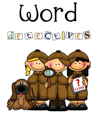 Make predictions! Be a word detective! Children can always ...