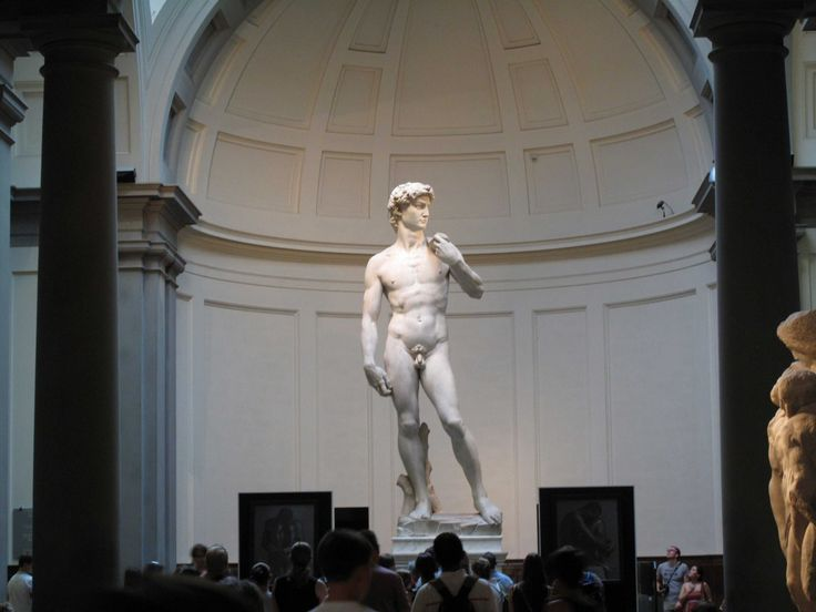14. Accademia Gallery, Florence, Italy