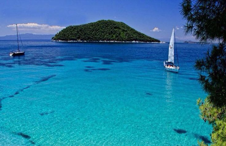Skopelos Island, Greece ☀️