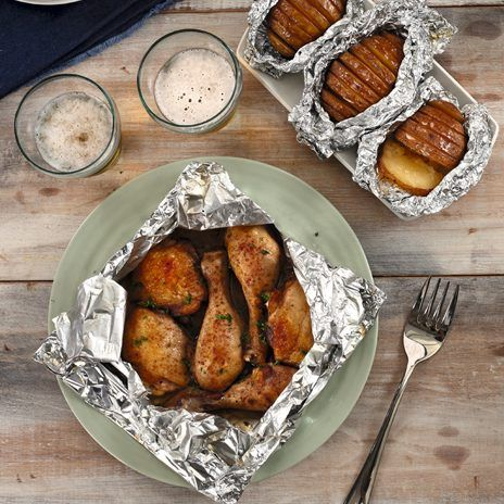 5 интересных идей маринада для курицы / Едальня