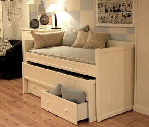 17 mejores ideas sobre camas nido en pinterest camas - Cama doble ikea ...