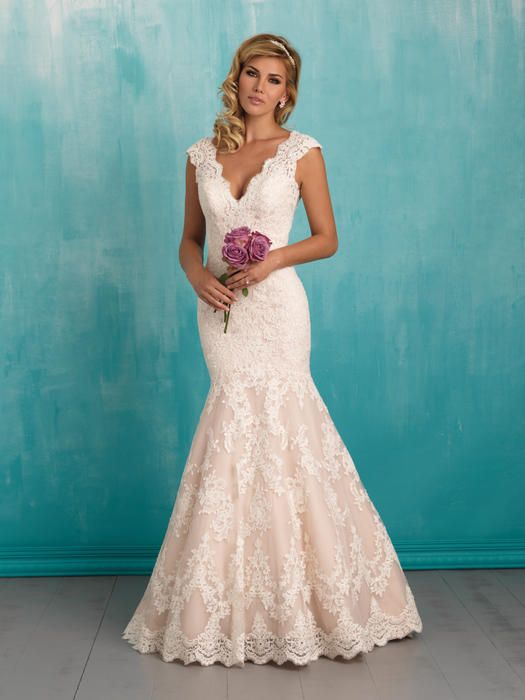 81 best Allure Bridals Favorites images on Pinterest | Wedding ...