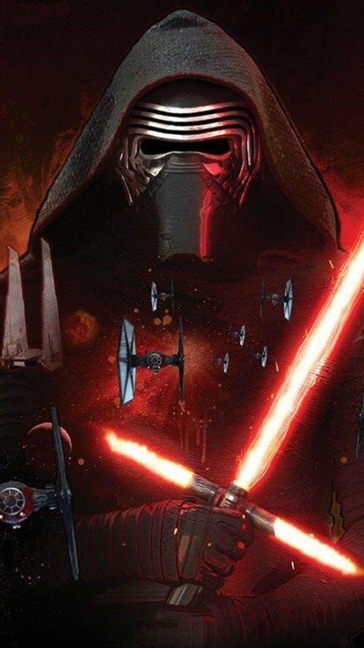 Kylo Ren Star Wars Vii Star Wars Episode Vii Star Wars Episodes