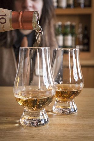 Be aware that whiskey isn't whisky.   This Is How You Should Actually Be Drinking Whisky