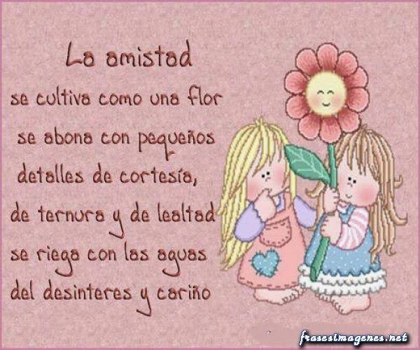 Frases Bonitas Para Facebook: Frases Largas Sobre La Amistad #mensajesamistad