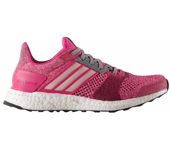 cheap adidas originals ultra boost shock pink halo pink mineral red for sale