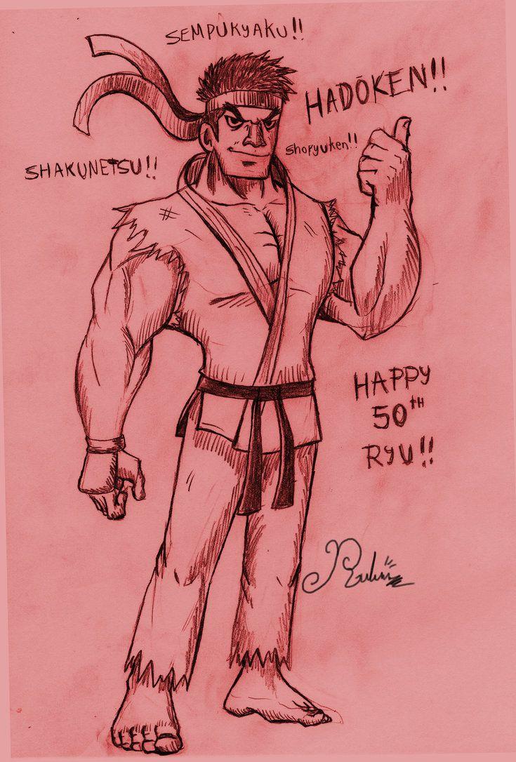 happy birthday #50 Ryu!!