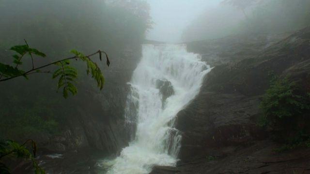 Thusaragiri Waterfalls by Kerala Tourism