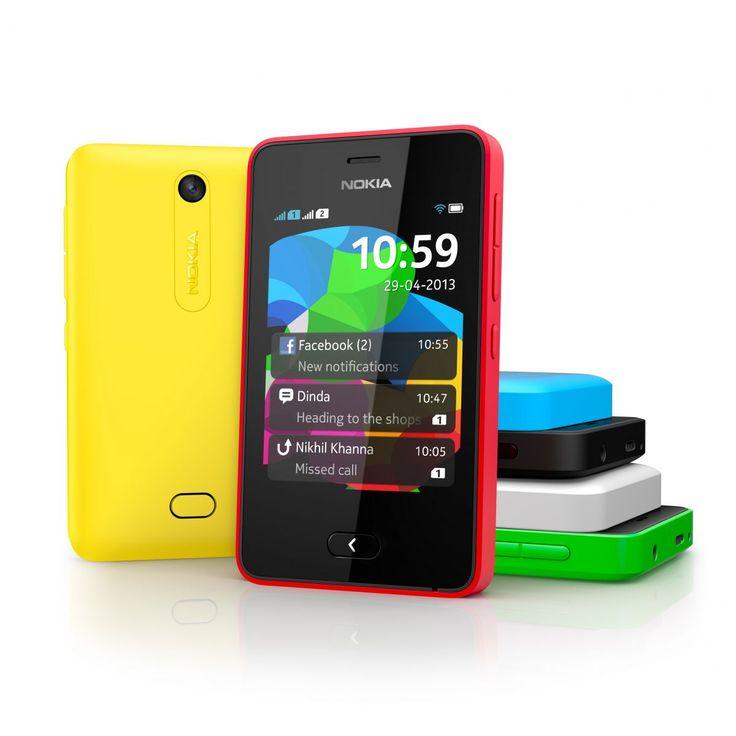 Nokia launches $99 Asha phone, reveals new OS