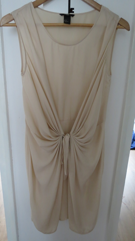Retro jurk in de jaren '20 stijl.