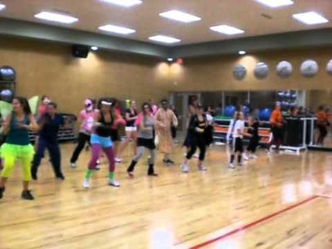 Thriller dance routine  Great halloween theme and would be fun to do in a group.