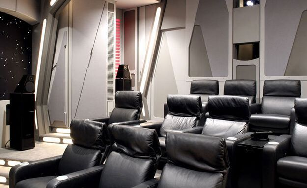 Star Wars Home Theater - Bundle of Ideas