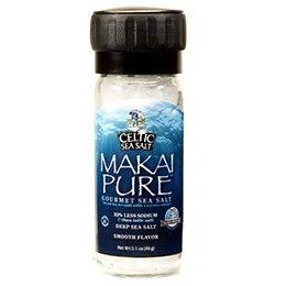 Makai Pure Sea Salt Grinder