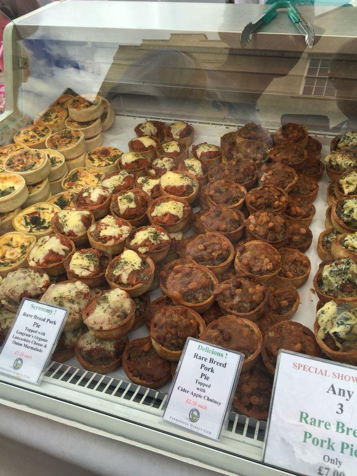 Topped pork pies seaves farm brandsby York | Pastry | Pinterest | Pork ...