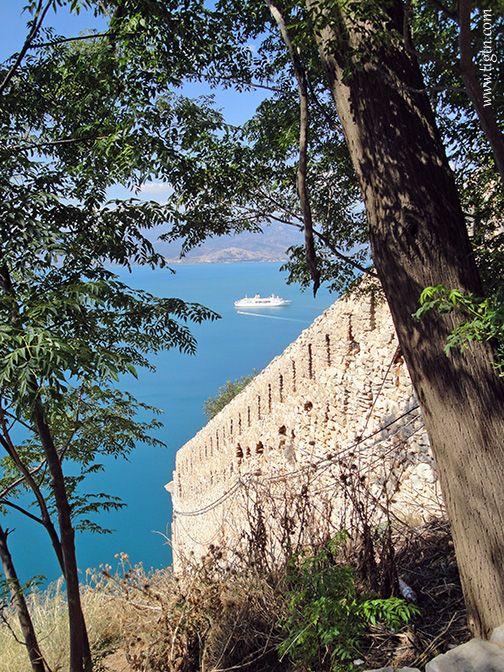 #Palamidi Castle, #Nafplio - #Greece