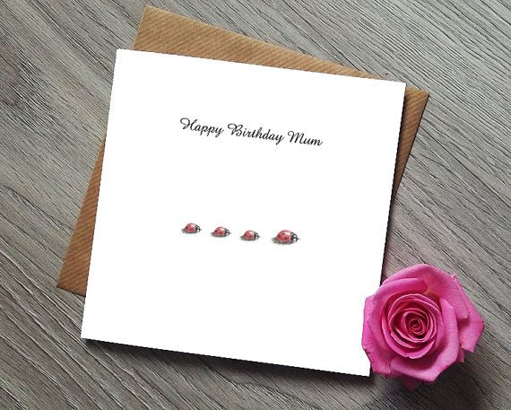 The 25 best Mum birthday card ideas – Really Cool Birthday Cards