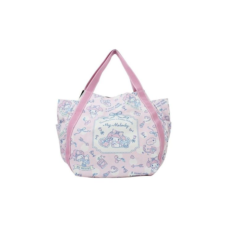 New! My Melody Mother Tote Bag Japan limited Sanrio F/S