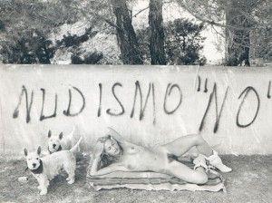 Nudismo Oriol Maspons Ibiza hippy