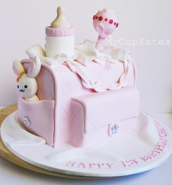 Pink Nappy Bag CakeBaby Cake, Cake Ideas, Nappy Bags, Pink Nappy, Bags Cake, Chocolate Cakes, Cake Baby, Baby Shower
