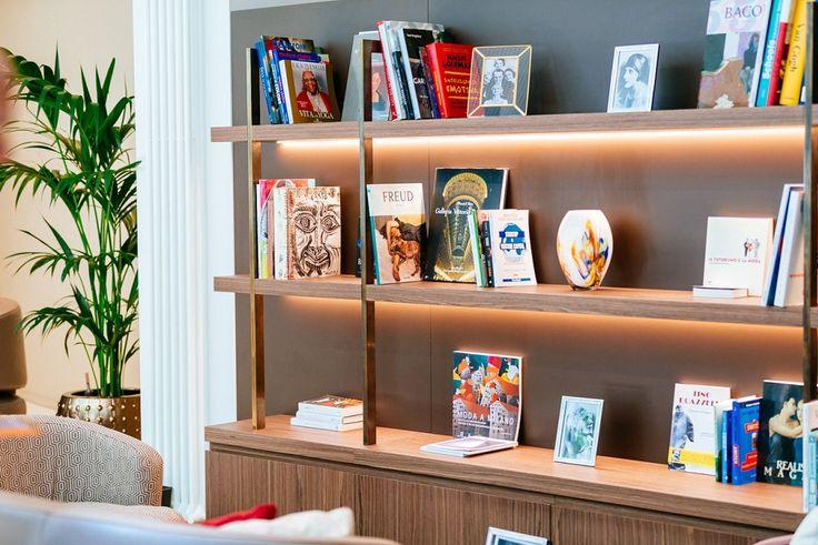 Libreria Copernicana in Clubhouse Brera
