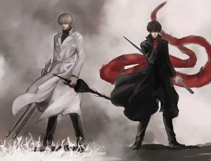 The Reapers of the CCG