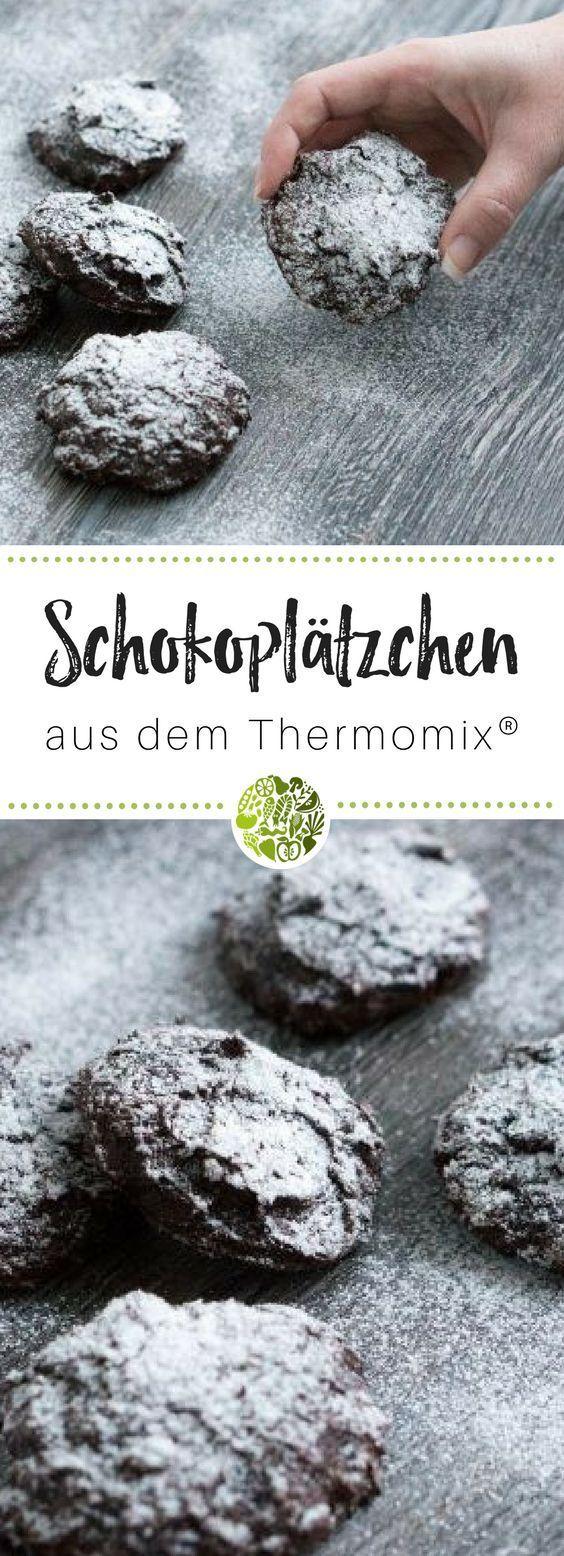 Schokoladenplätzchen aus dem Thermomix®