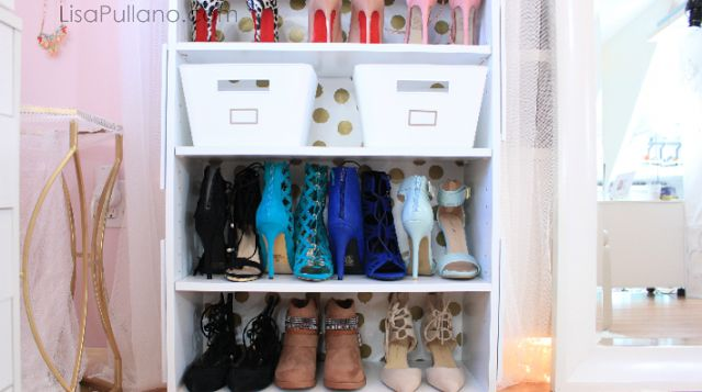 Make Your Own Bookcase Closet